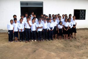 2 new school uniforms for each Sreyka Smile student in Cambodia